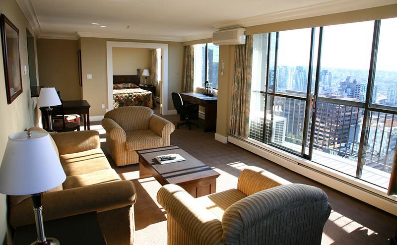 Century Plaza Hotel and Spa Vancouver, slika 5